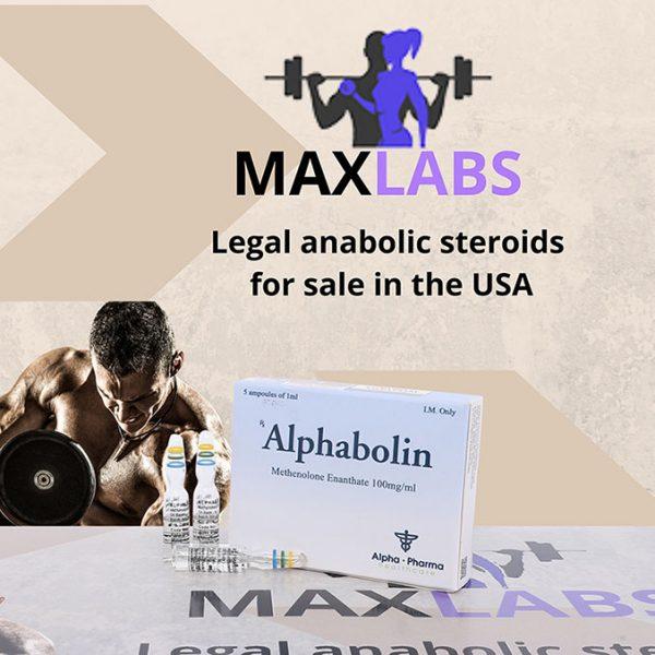 alphabolin-100 mg on maxlabs.co