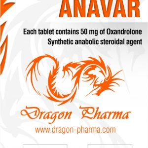 Buy Anavar 50 online in USA