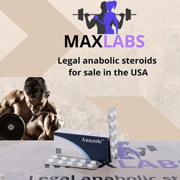 anazole on maxlabs.co