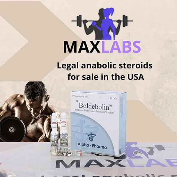 boldebolin 250 mg 10 ampluis on maxlabs.co