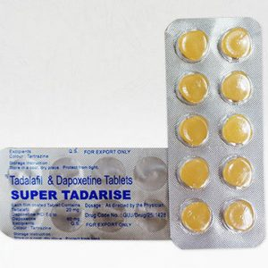 Buy Cialis with Dapoxetine 60mg online in USA