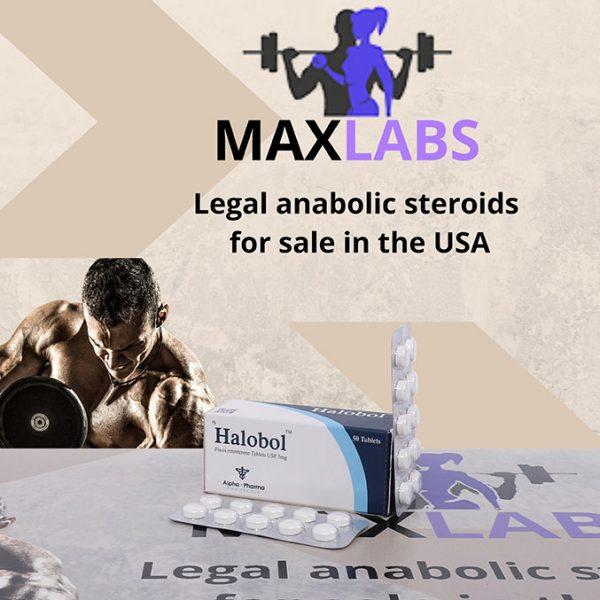 halobol on maxlabs.co