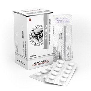 Buy Magnum Clen-40 online in USA
