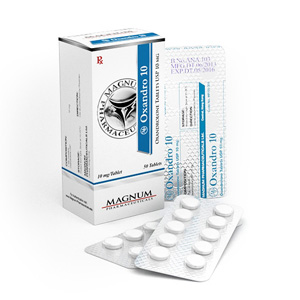 Buy Magnum Oxandro 10 online in USA