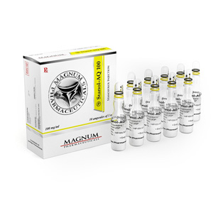 Buy Magnum Stanol-AQ 100 online in USA