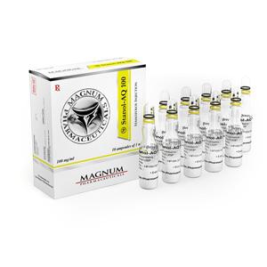 Buy Magnum Stanol-AQ 100 online in USA