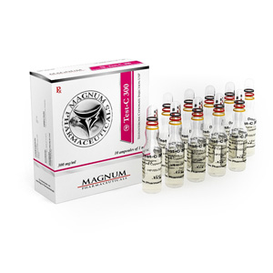Buy Magnum Test-C 300 online in USA