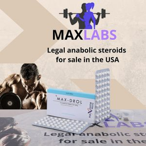 Buy Max-Drol online in USA