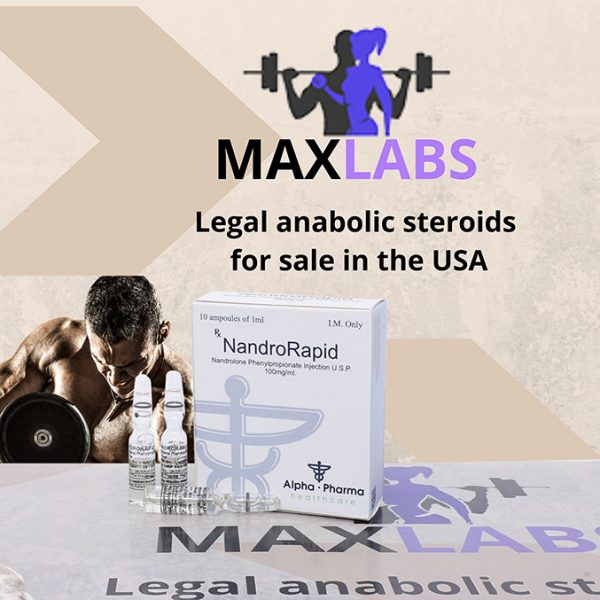 nandrorapid 100 mg on maxlabs.co