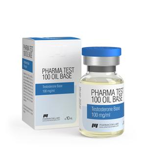 Buy Pharma Test Oil Base 100 online in USA