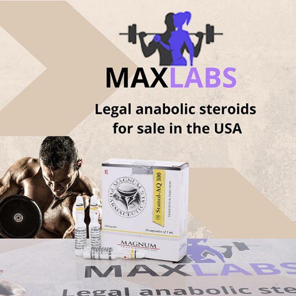 stanol-aq 100 mg on maxlabs.co