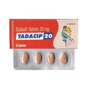 Buy Tadacip 20 online in USA