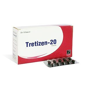 Buy Tretizen 20 online in USA