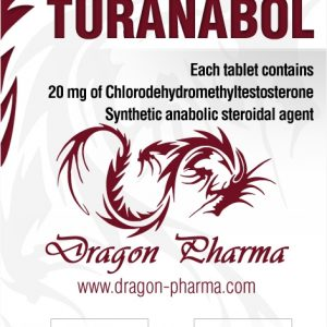 Buy Turanabol 20 online in USA