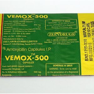 Buy Vemox 500 online in USA
