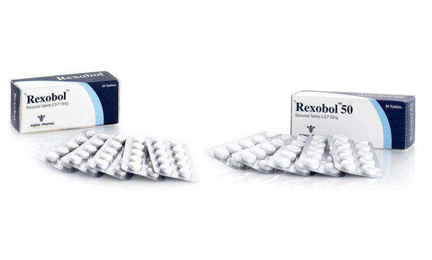 What is Rexobol (Stanozolol)?
